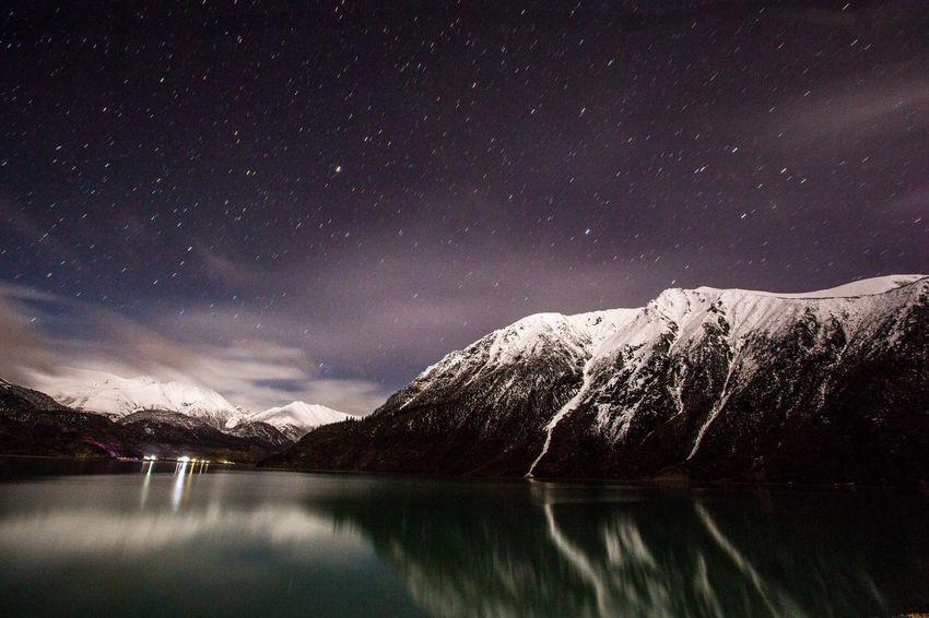 夜景 By IPhone Star