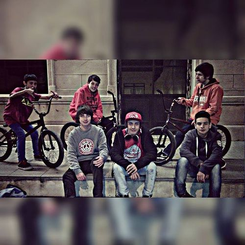 Rprsnt hermano!✊👊😁 DobleMc Cracken McTomy JOSE Nacho Urban Style Rprsnt Brothers Keepitreal