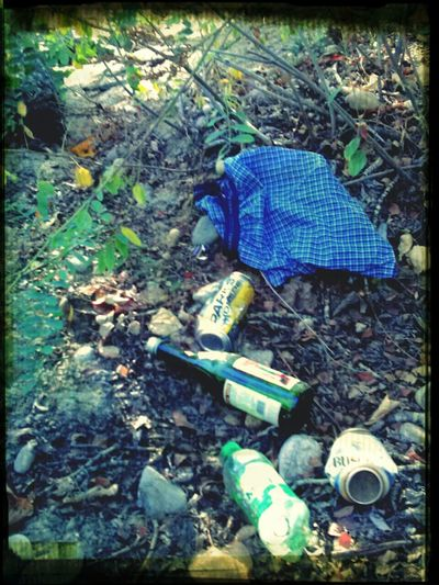 Pollution In My World Lowlife Crap Damn Litterbugs Discover Your City