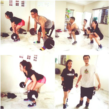 sunday workout :)