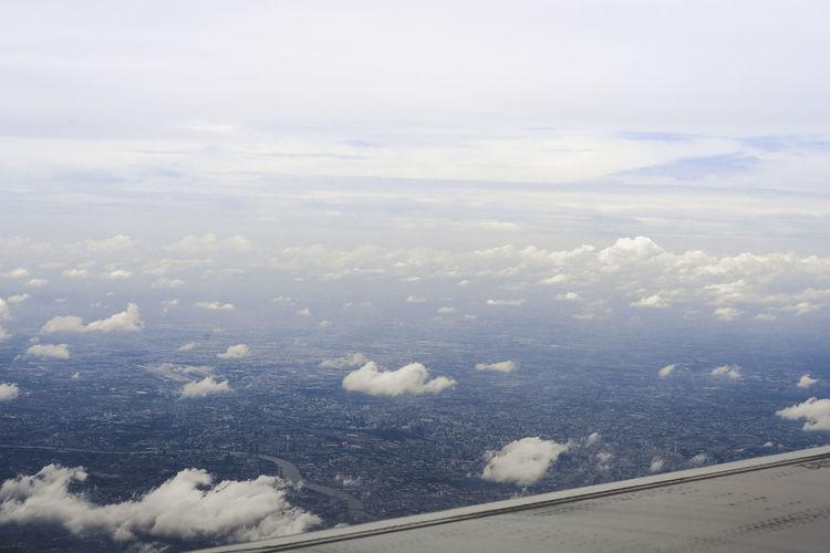 Look down Cloud