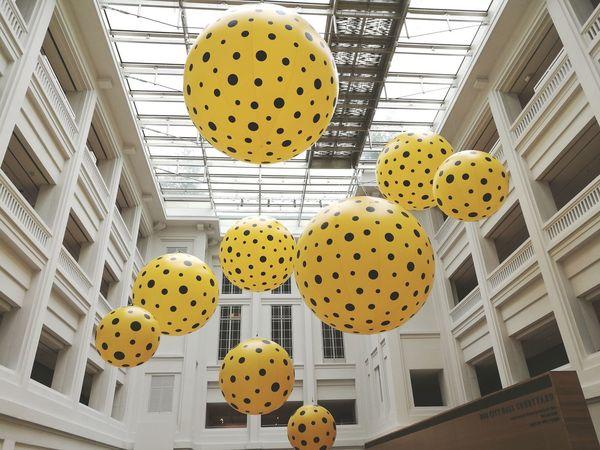 EyeEm Selects Yayoi Kusama Singapore National Gallery EyeEmNewHere