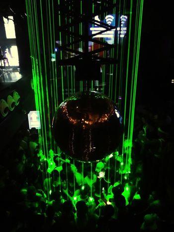 laser laser Asian  Thailand Bangkok Songkran Festival Technology Illuminated Electricity  Green Color Lighting Equipment Disco Lights Disco Ball Dance Floor Clubbing Disco Dancing Laser