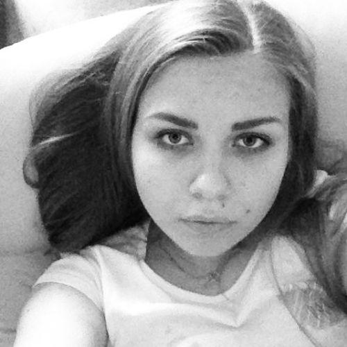 Фото из серии себяшка Self Portrait Blackandwhite Selfie