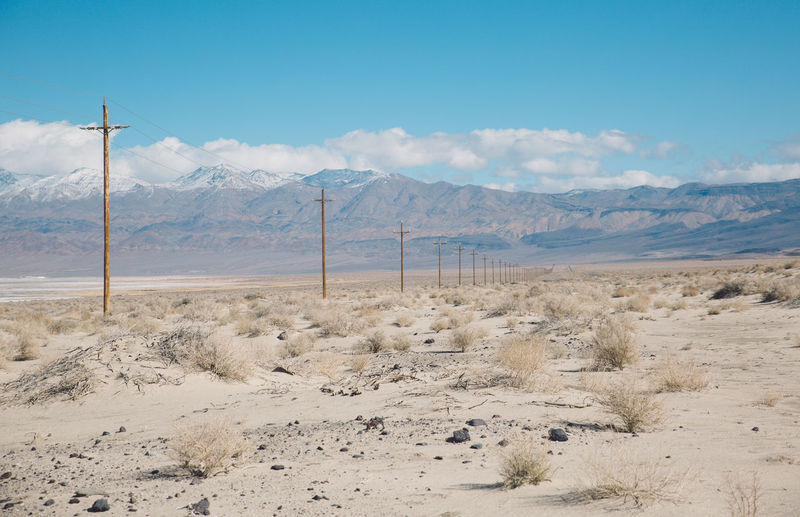 Arid Climate Beauty In Nature Blue Sky CA-190 Coso Day Death Valley Desert Landscape Mountain Mountain Range Mountains Nature Nature No People Olancha Outdoors Road Roadtrip Scenics Sky Tranquil Scene Tranquility