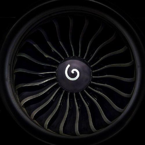 ジェットエンジン Ge Jetengine  ガスタービン gasturbine 素敵
