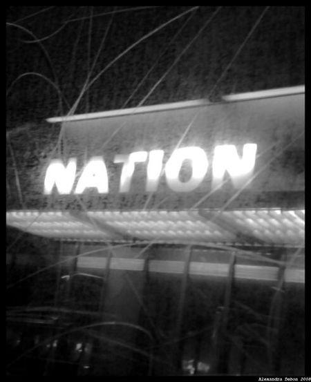 Blackandwhite Photography Black And White Paris, France  Public Transportation RER A Nation Station Train Train Station