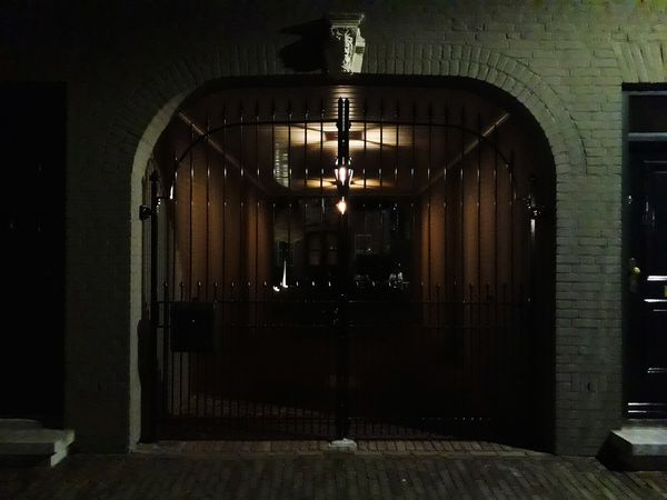 Open the gate! Boxtel Sculpture Artistic Architecture Gate Lamps Building Lights Design Beautiful