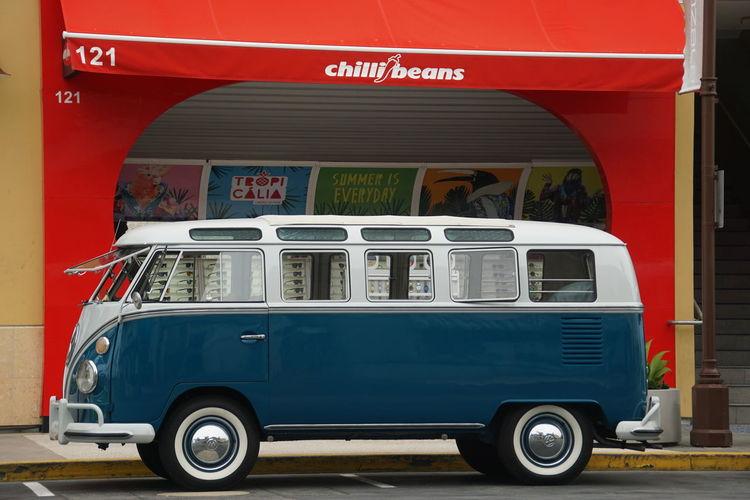 Busvolkswagen CombiVW Combivans Collector's Car Wvintage Fire Engine Land Vehicle Vintage Car Bus