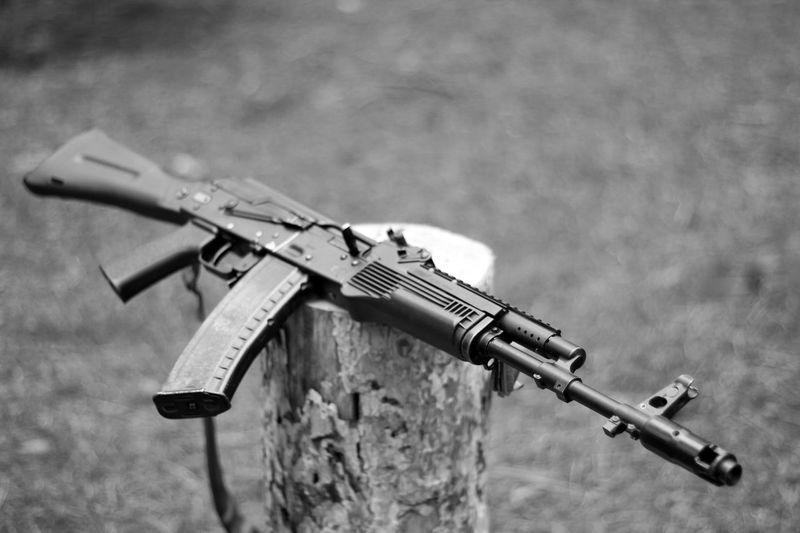 5.45 AK47 Ak74 Ak74m Guns Kalashnikov Rifle Saiga