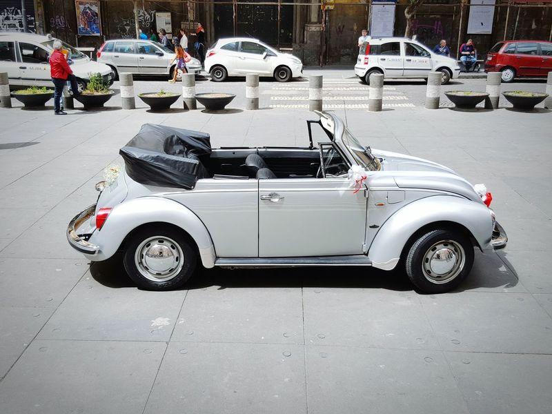 Beetle Volkswagen Beetle Car Cabrio Cabriolet Cabrio :) Vintage Cars Car Car Porn Car Lovers Volkswagen Beetle Volkswagen Wedding Car