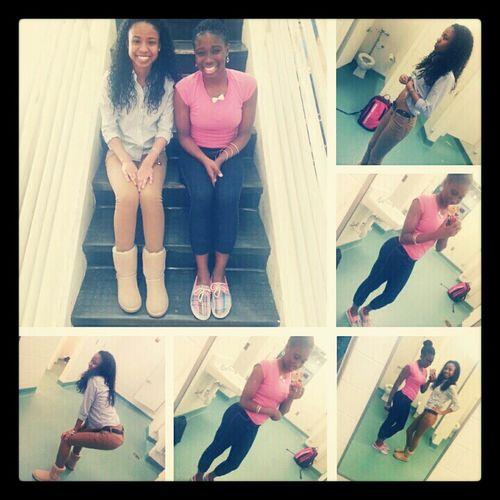 Me And Shona :)