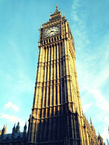 ? London Bigben ILoveLondon England Verynice Beautiful Day