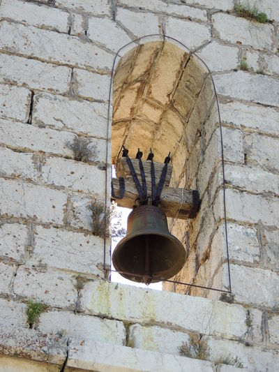 Architecture Bell Building Exterior Built Structure Campana Castellane Church Day France France French France Photos No People Outdoors Provence Stone Material Verdon Verdon Gorge Wall - Building Feature