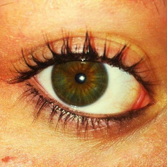 Babes eye!