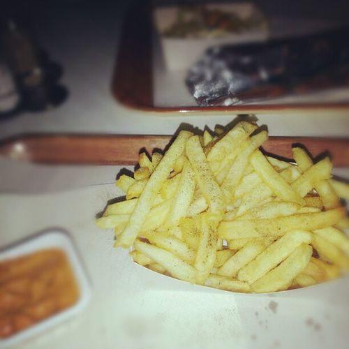 Frites Food Snack Belgian