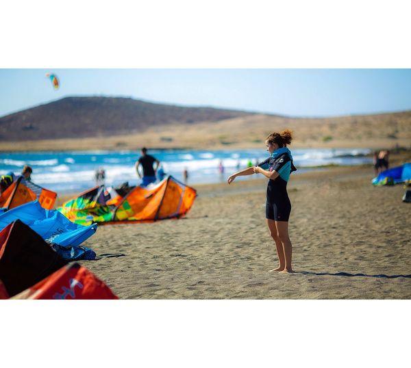 Kitesurfing Kitesurf Beach Life El Médano