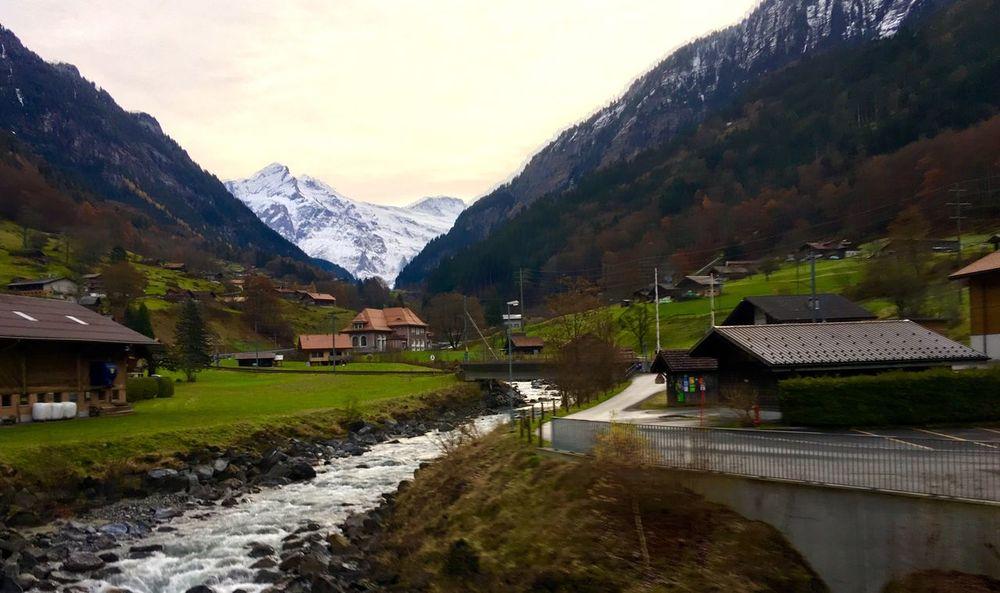 Schwarze Lutschine 🇨🇭 Switzerland Landscape_photography