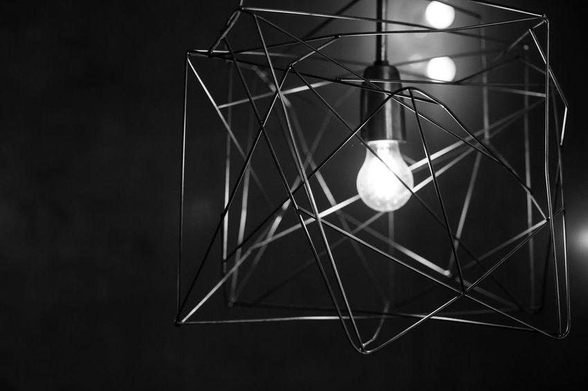 Lighting Equipment No People Illuminated Indoors  Black Background Industrial Industriallamp Light Designer  Design Decoration House Interiors