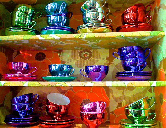 Arrangement Art Deco Bright Colours Choice Close-up Collection Colour Explosion Consumerism Consumption  Day Display For Sale Happy Colours Indoors  Large Group Of Objects Market Multi Colored No People On Display Retail  Shelf Variation Presentation Background