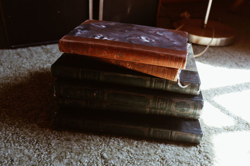 Book Light And Shadow Books Beautiful Nature Enjoying Life Light Wood - Material Close-up Indoors  No People Froth Art