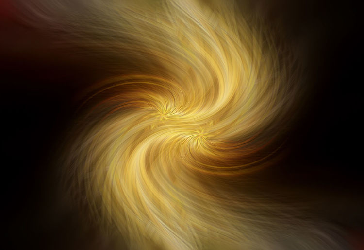 Abstract Pattern Texture Swirl Swirl Effect Photoshop Illustration Light Overlay Backdrop Wallpaper Desktop Flower Nature Organic No People Backgrounds Motion Full Frame Blurred Motion Yellow Studio Shot Black Background Close-up Abstract Backgrounds Curve Multi Colored Indoors  Surreal Space Brown Textured Effect Flowing