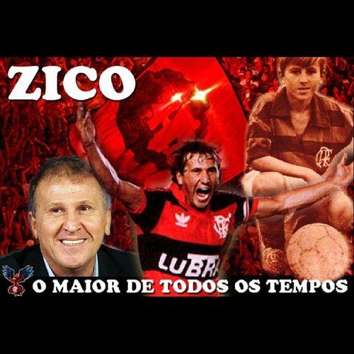 Q EMOÇÃO! Homenagem mais que Merecida Para esse Cara que tanto fez, não só pelo Meu, seu, nosso Flamengo mais sim pelo Futebol no Brasil e no Mundo. Wlw Impetatriz Parabéns Zico Hoje é o seu Dia! Fazmaisumpragentever