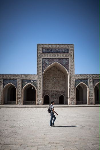 Walk! The Street Photographer - 2014 EyeEm Awards Uzbekistan Street Architecture
