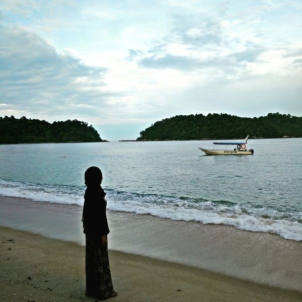 Pulau Pangkor. Travelling Landscape_photography Life Is A Beach Sky And Clouds Skywatchers