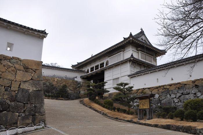 Castle Traveling Himeji Himeji Castle