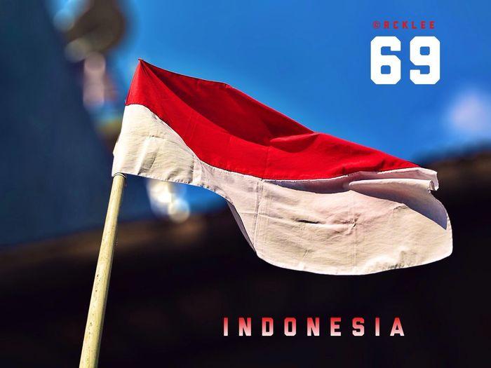 "INDONESIA ""Persatuan Indonesia"" - Pancasila ""Strong as a united, united as strong."" - Ir. Soekarno "" Kemerdekaan menyatukan kita, bukan memecahbelahkan kita. Satu tanah air. Satu bangsa. Satu bahasa."" - Rck Lee Independence Day Dirgahayuindonesia69 Unityindiversity"