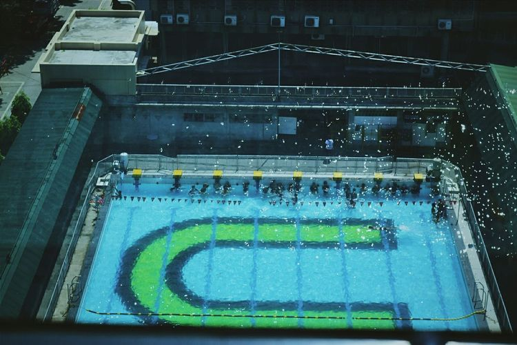 Pool Streetphotography UST Universityofsantotomas