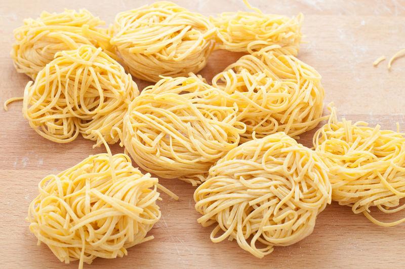 Close-up of pasta