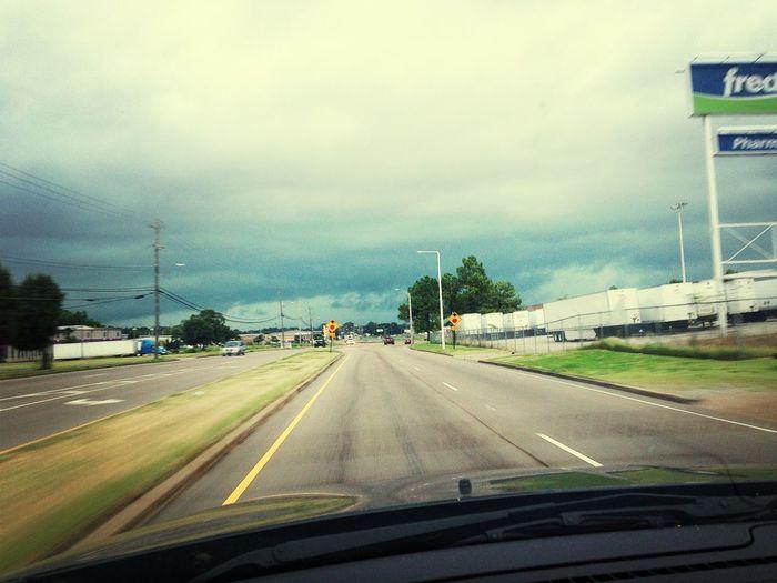 Gloomy Day In