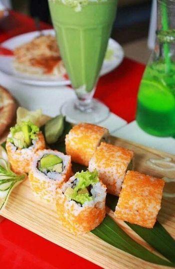 Foodphotography Shushi <3 Withmybestfriend Hi! 😝😝😝