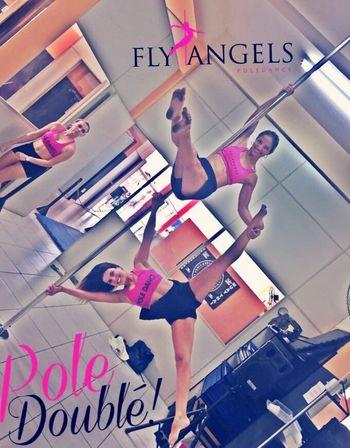 FLY Angels Pole Dance!!! First Eyeem Photo