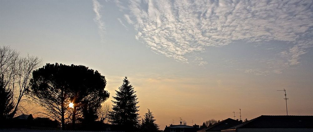 No People Outdoors Sky Sunrise Tranquil Scene Tranquility Urban Landscape Urbanphotography Weather