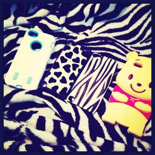 Stepped My Case Game Up
