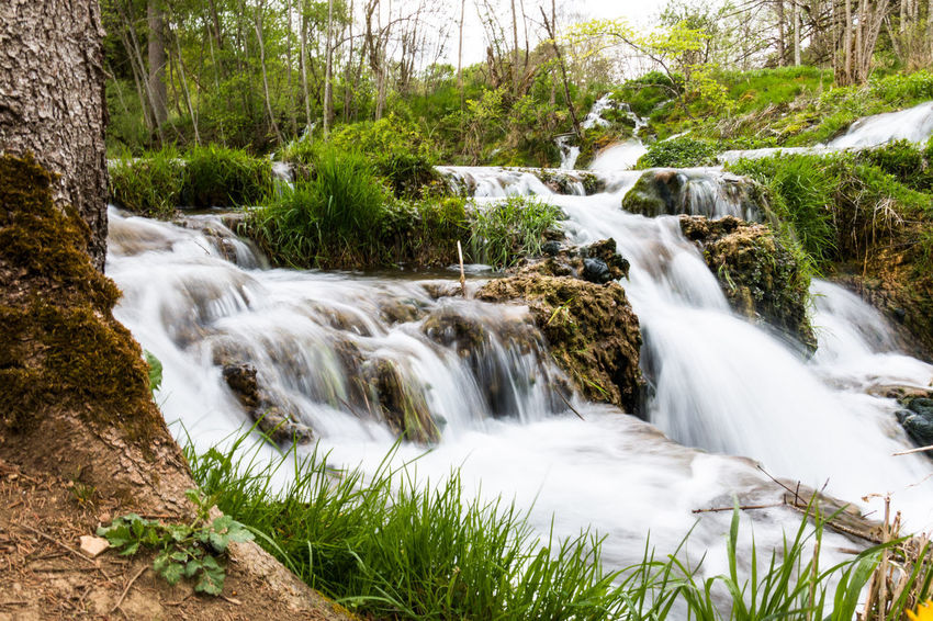 Mystic waterfalls Landscape_Collection Mystic Nature Long Exposure Mystical Atmosphere No People Outdoors Water Waterfall