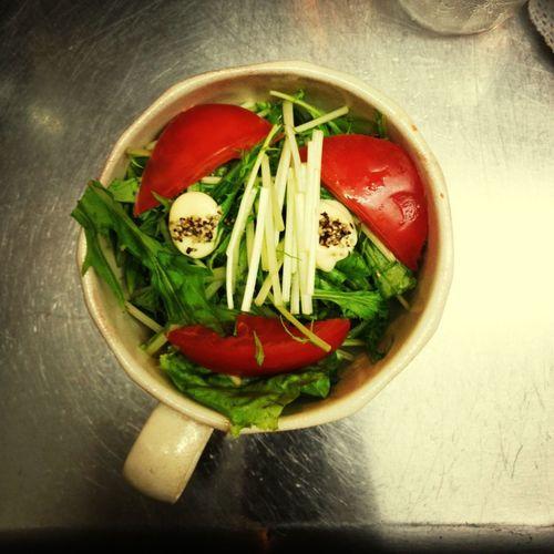 Face Salad