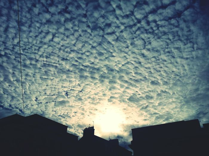 Clouds And Sky Clouds Cloudscape Cloudporn Glasgow