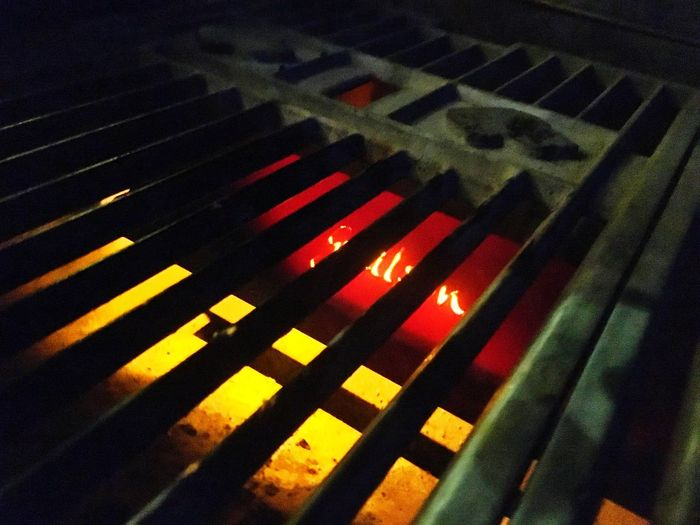 Barbecue Fire Hot Grillson Kids Homezone