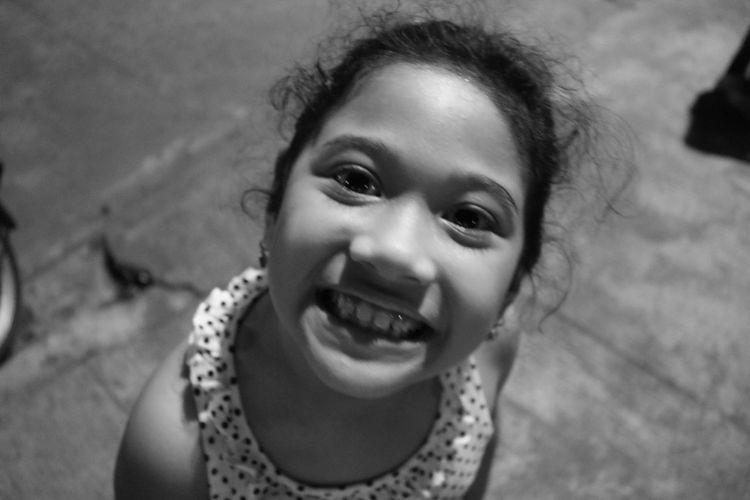 Justkeepsmiling Happychild Blackandwhite Photography