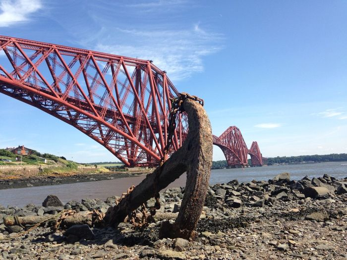 Anchor Forth Rail Bridge Practice Makes Perfect
