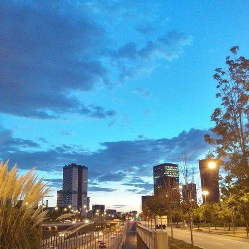Dawn Amanecer Aamurusko Aube Hospitaletdellobregat Citylife Cityscape Kaupunki Kaupunkielämää Fotofanatics_streetlife_