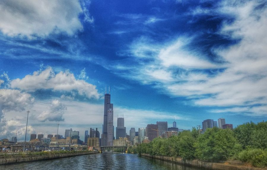 Chicago Skylines