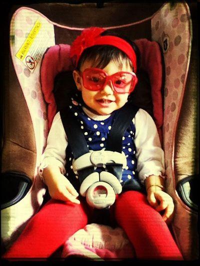 mi hermosa hijita