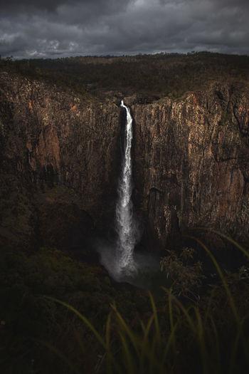 Wallamam falls, australia