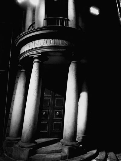 Gringotts Harrypotter Warner Bros Studios