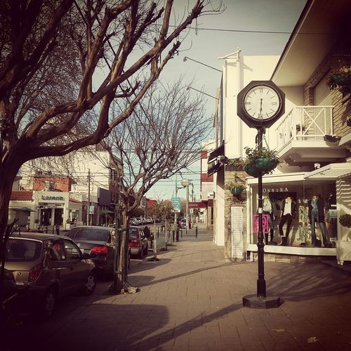 Streetphotography Güemes Street Empty